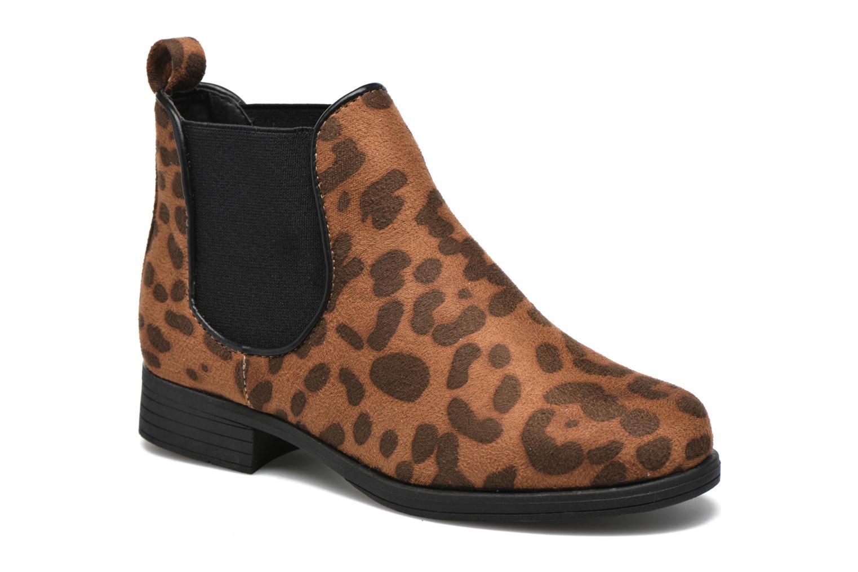 Stiefeletten & Boots I Love Shoes MCKELSEA braun detaillierte ansicht/modell