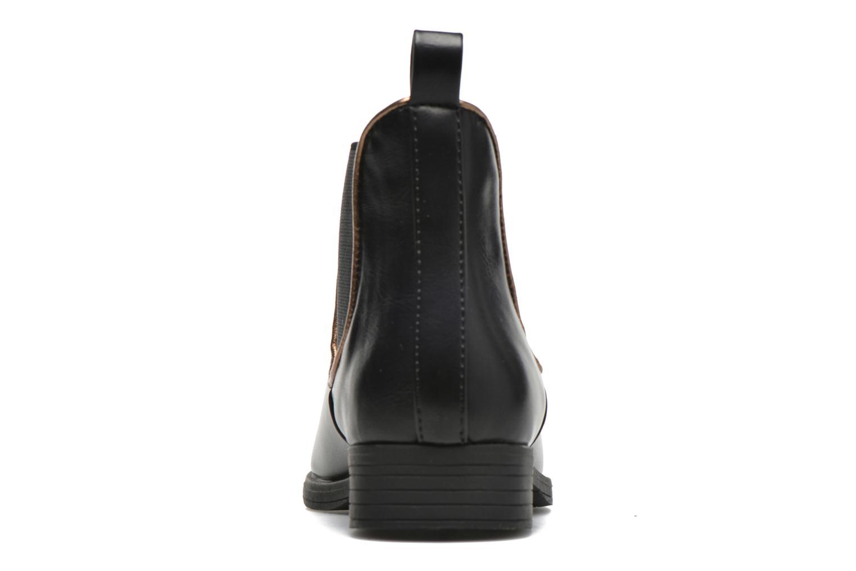 Bottines et boots I Love Shoes MCKELSEA Noir vue droite