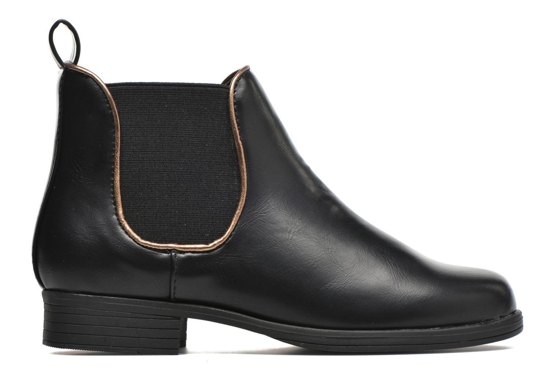 Bottines et boots I Love Shoes MCKELSEA Noir vue derrière