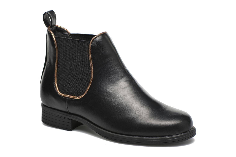 Bottines et boots I Love Shoes MCKELSEA Noir vue détail/paire