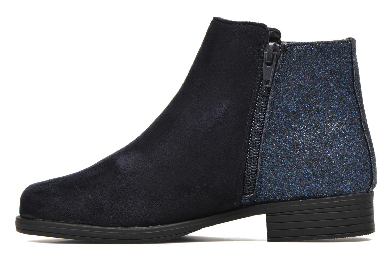 Botines  I Love Shoes MCGLIT Azul vista de frente