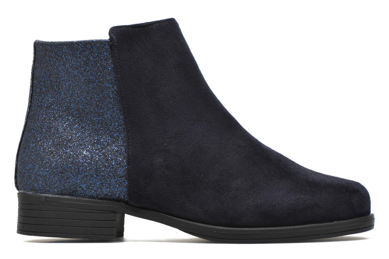 Botines  I Love Shoes MCGLIT Azul vistra trasera