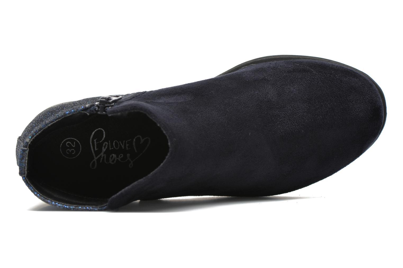 Boots en enkellaarsjes I Love Shoes MCGLIT Blauw links
