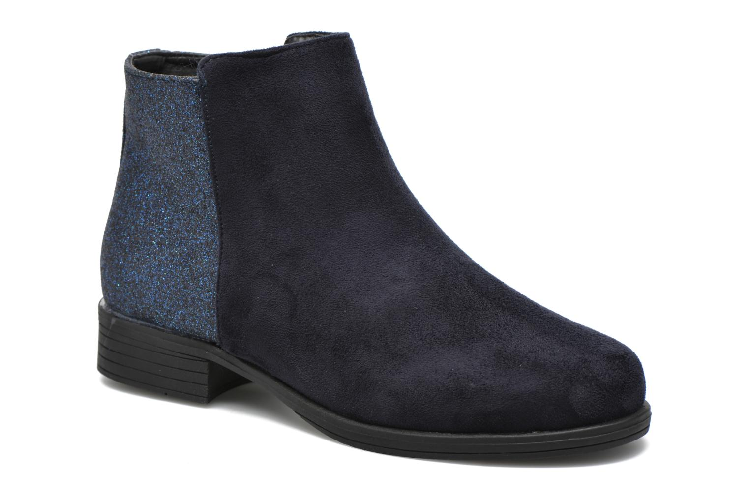 Ankle boots I Love Shoes MCGLIT Blue detailed view/ Pair view