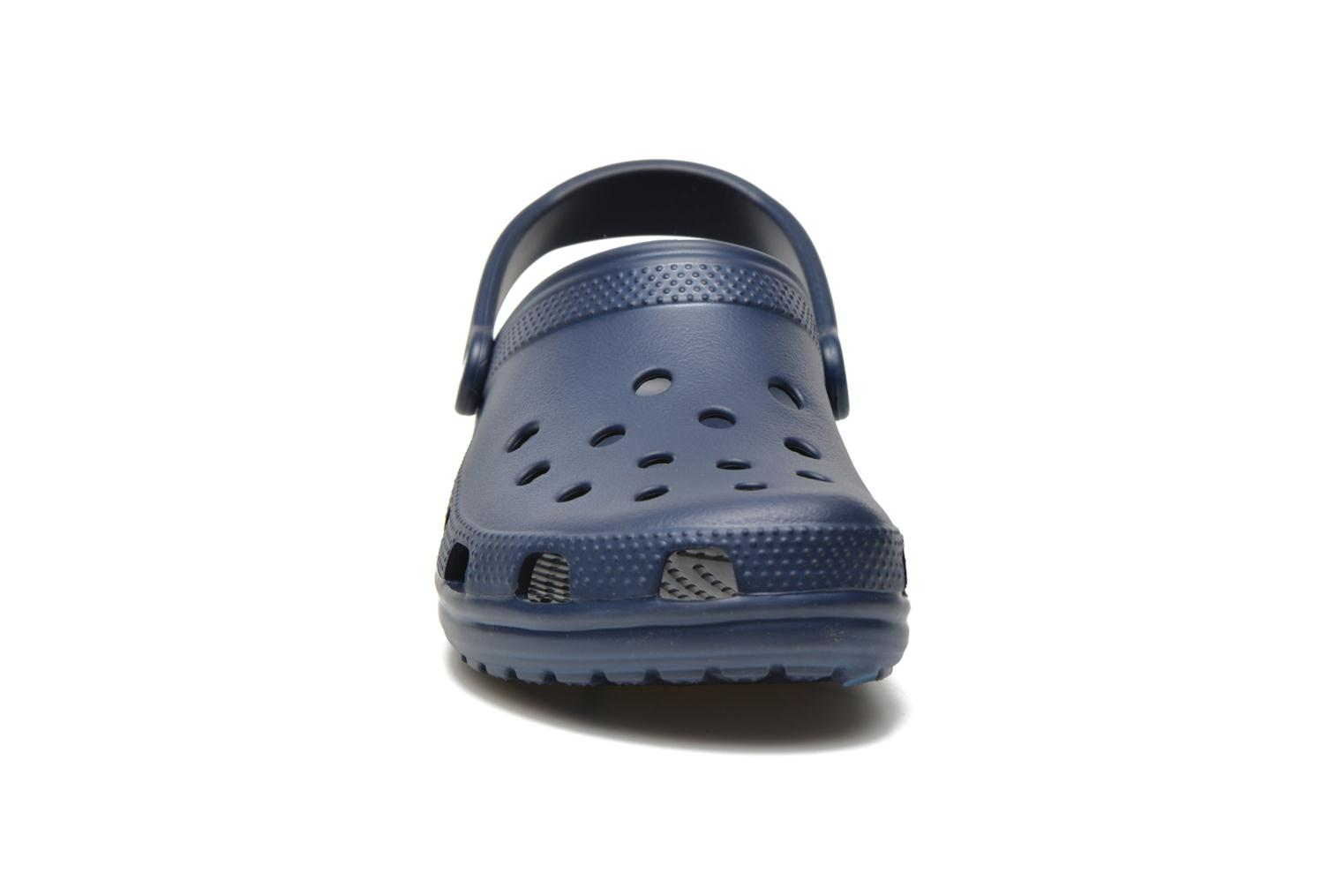 Sandals Crocs Classic H Blue model view