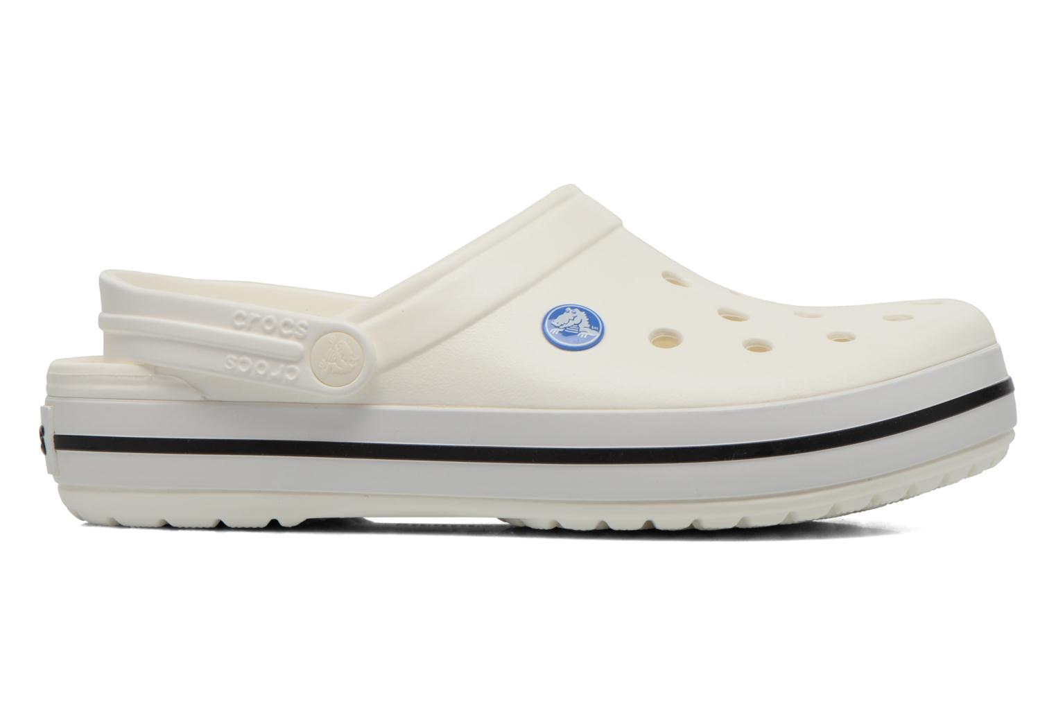 Mules & clogs Crocs Crocband W White back view