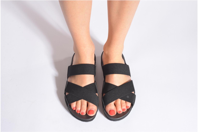 Crocs Anna Slide BLACK/GRAPHITE