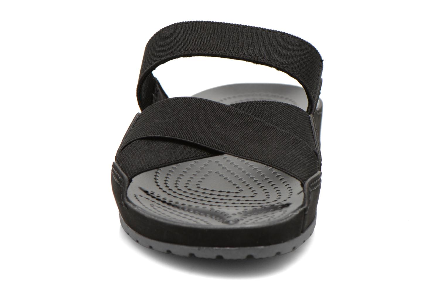 Crocs Anna Slide BLACK/GRAPHITE