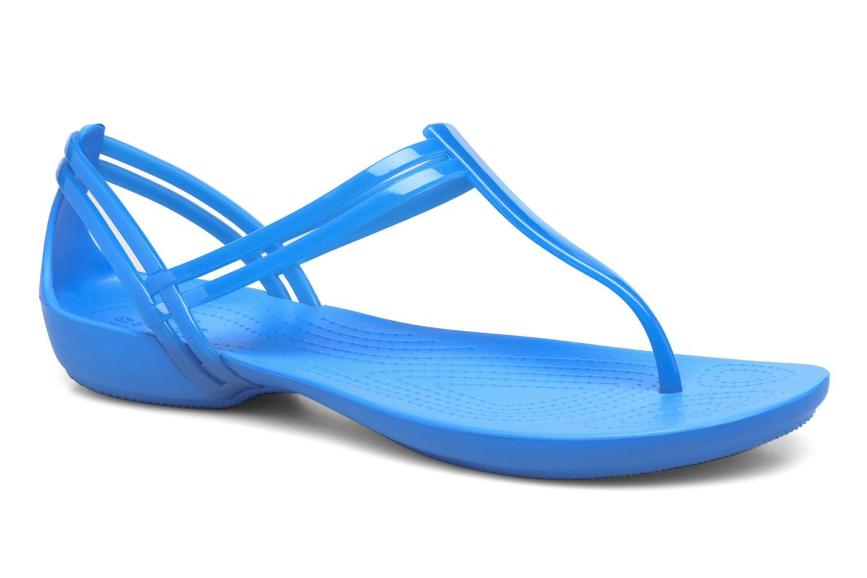 Crocs Crocs Isabella T-strap Azul U3cNCu