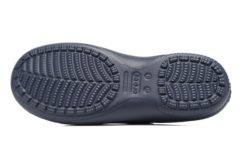 Zuecos Crocs Crocs Freesail Clog W Azul vista de arriba