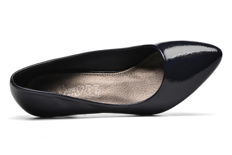 Zapatos de tacón I Love Shoes KIPOINT Azul vista lateral izquierda