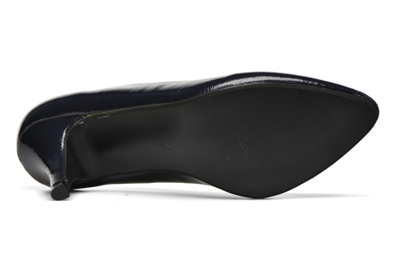 Escarpins I Love Shoes KIPOINT Bleu vue haut