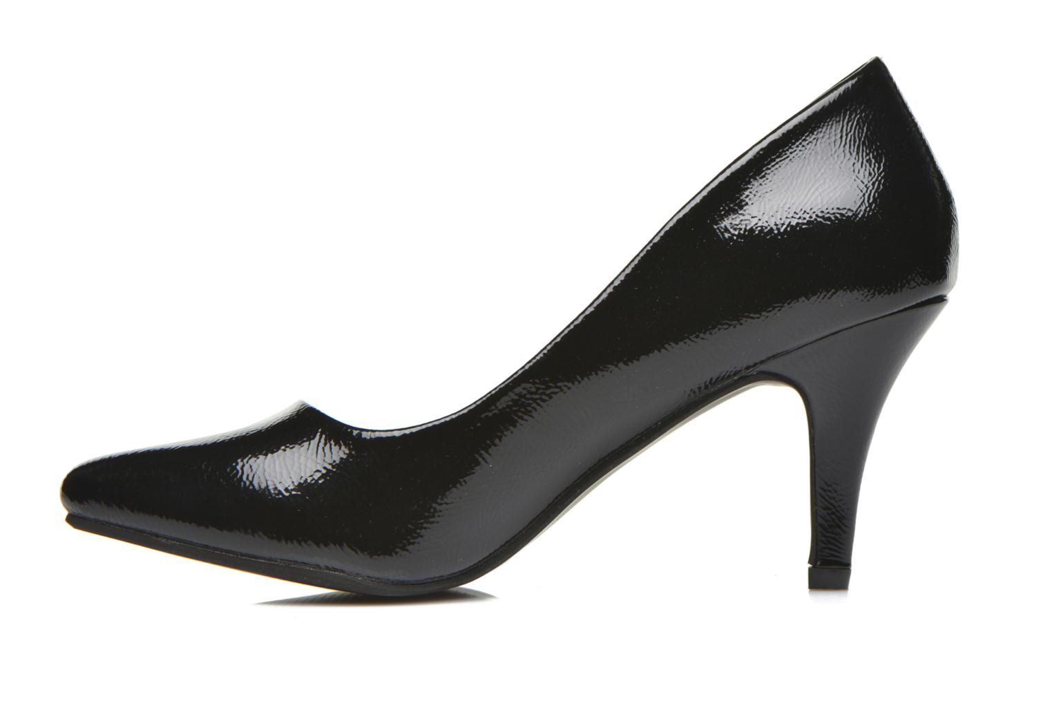 High heels I Love Shoes KIPOINT Black front view