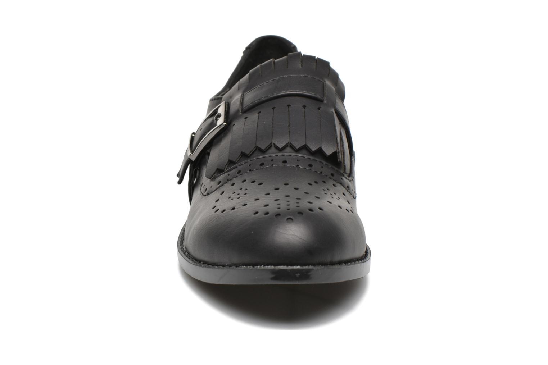 Mocasines I Love Shoes KIFASSE Negro vista del modelo