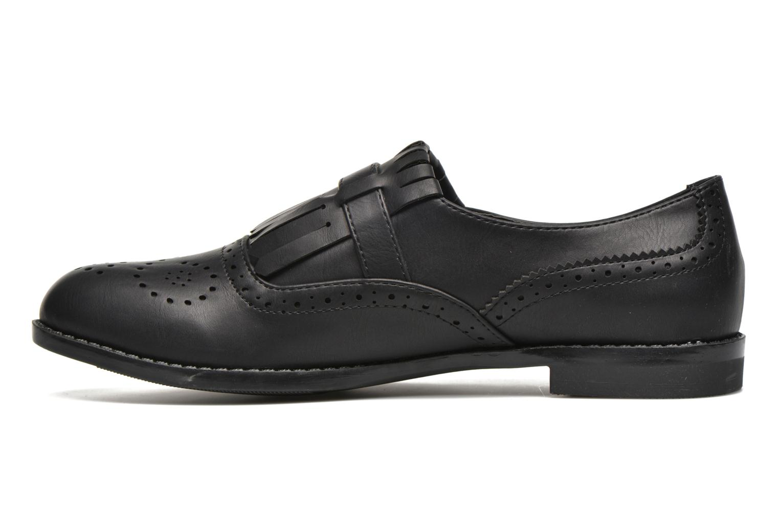 Loafers I Love Shoes KIFASSE Black front view