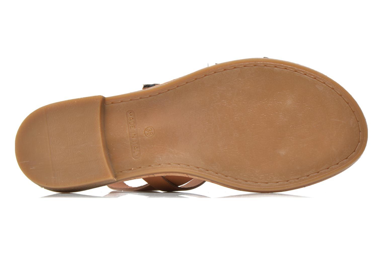 Sandalen Made by SARENZA Tennessee Sister #5 braun ansicht von links
