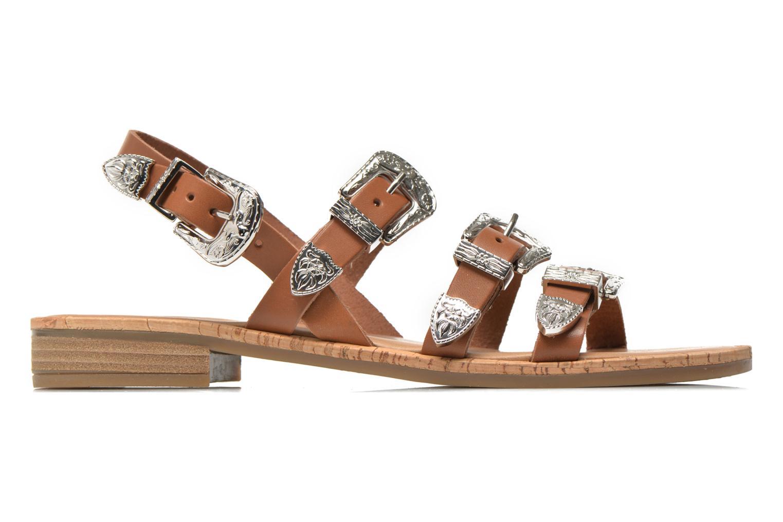 Sandalen Made by SARENZA Tennessee Sister #5 braun detaillierte ansicht/modell