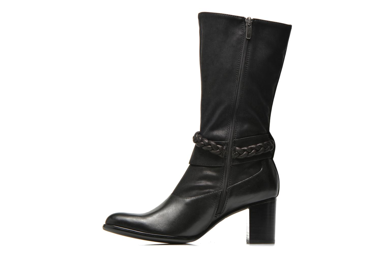 Ankle boots Madison Arnold Black front view