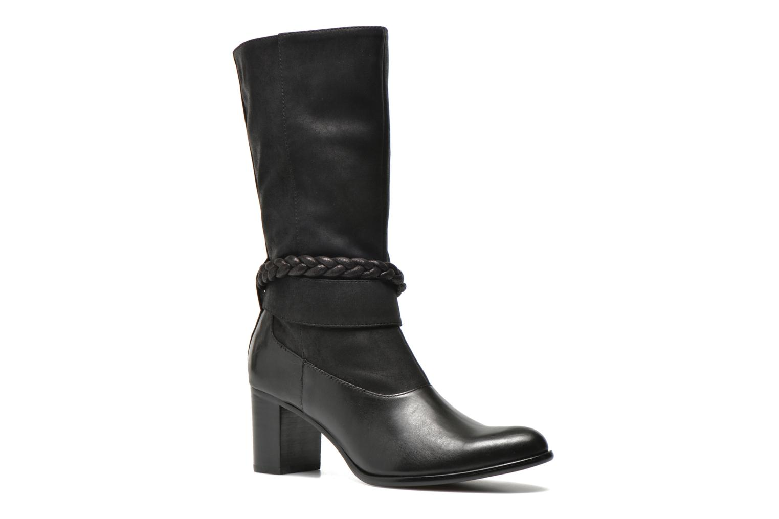 Ankle boots Madison Arnold Black detailed view/ Pair view