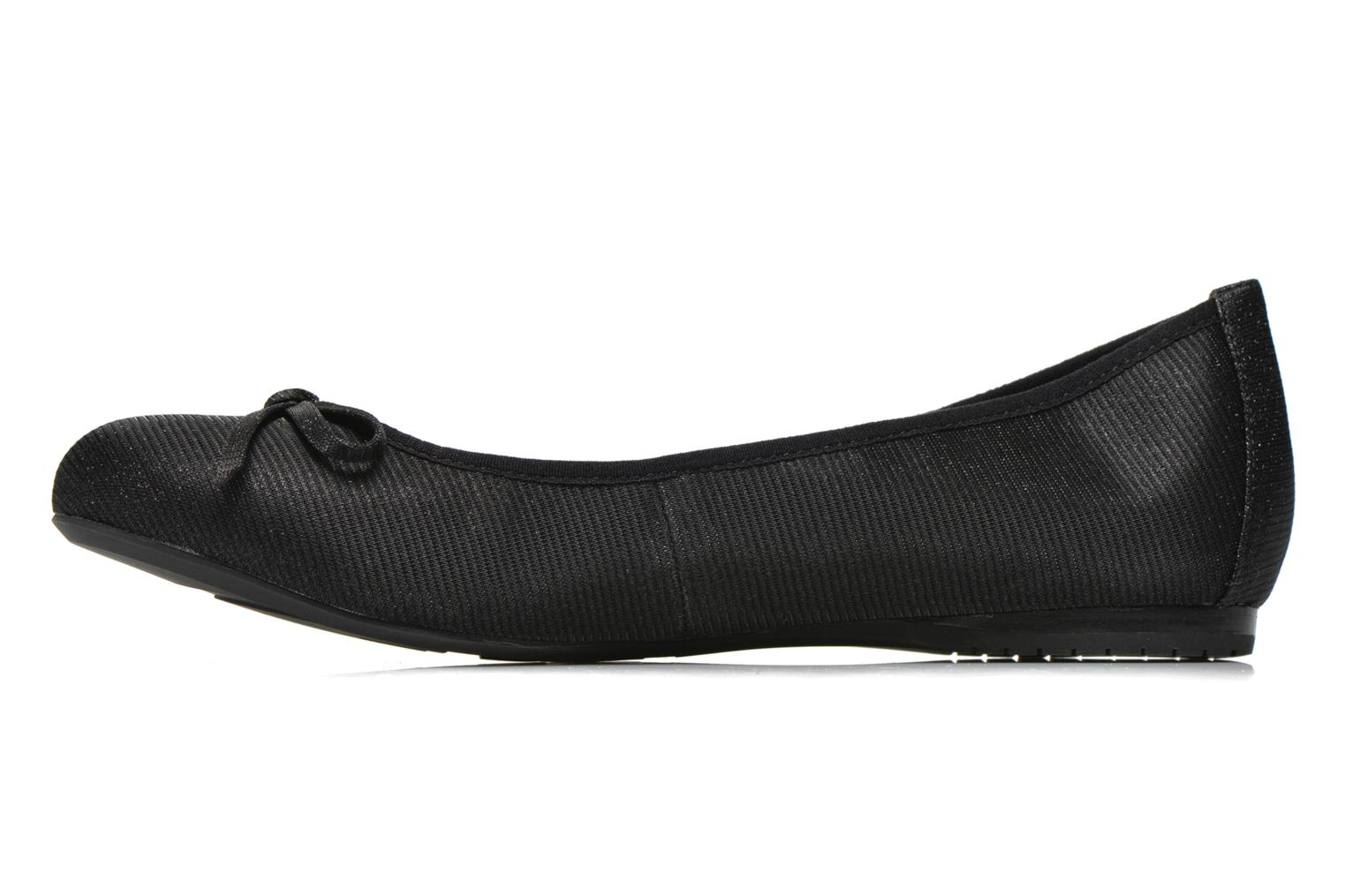 Ballerines Madison Clescou Noir vue face