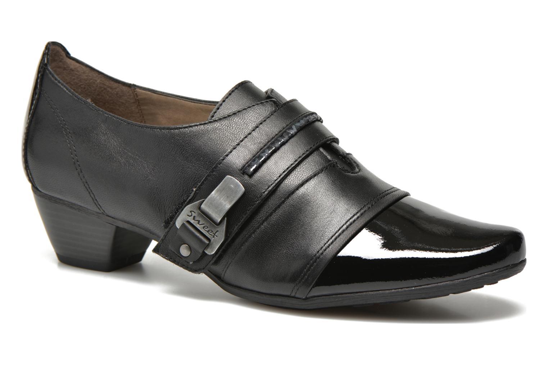 High heels Sweet Dichu Black detailed view/ Pair view