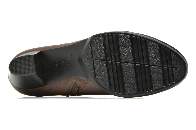 Stiefeletten & Boots Sweet Tuiter braun ansicht von oben