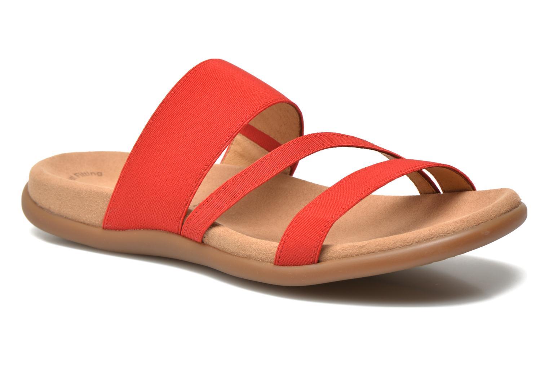 Zapatos promocionales Gabor Pauline (Rojo) - Zuecos   Los últimos zapatos de descuento para hombres y mujeres