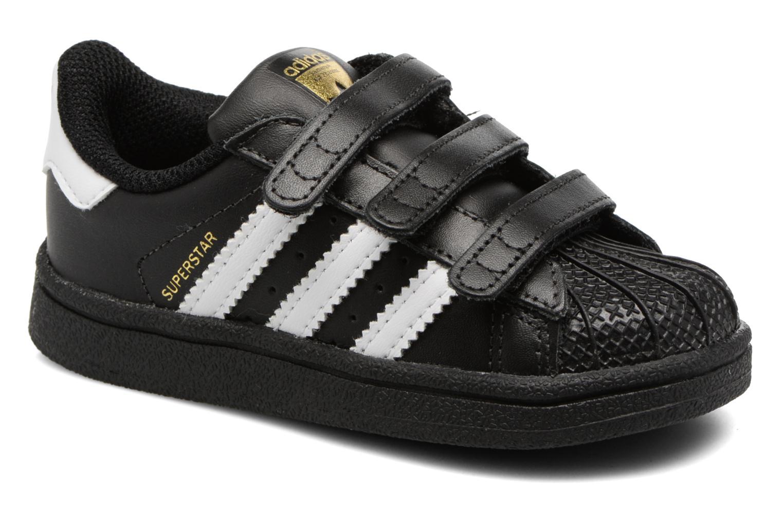Sneaker Adidas Originals Superstar CF I schwarz detaillierte ansicht/modell