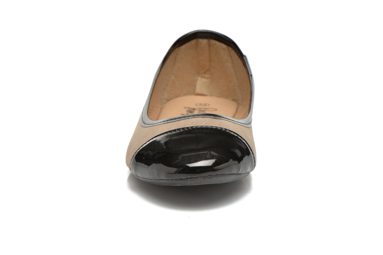 Bailarinas I Love Shoes DRELINS Beige vista del modelo