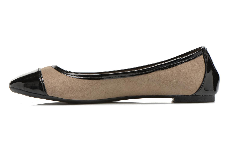 Bailarinas I Love Shoes DRELINS Beige vista de frente