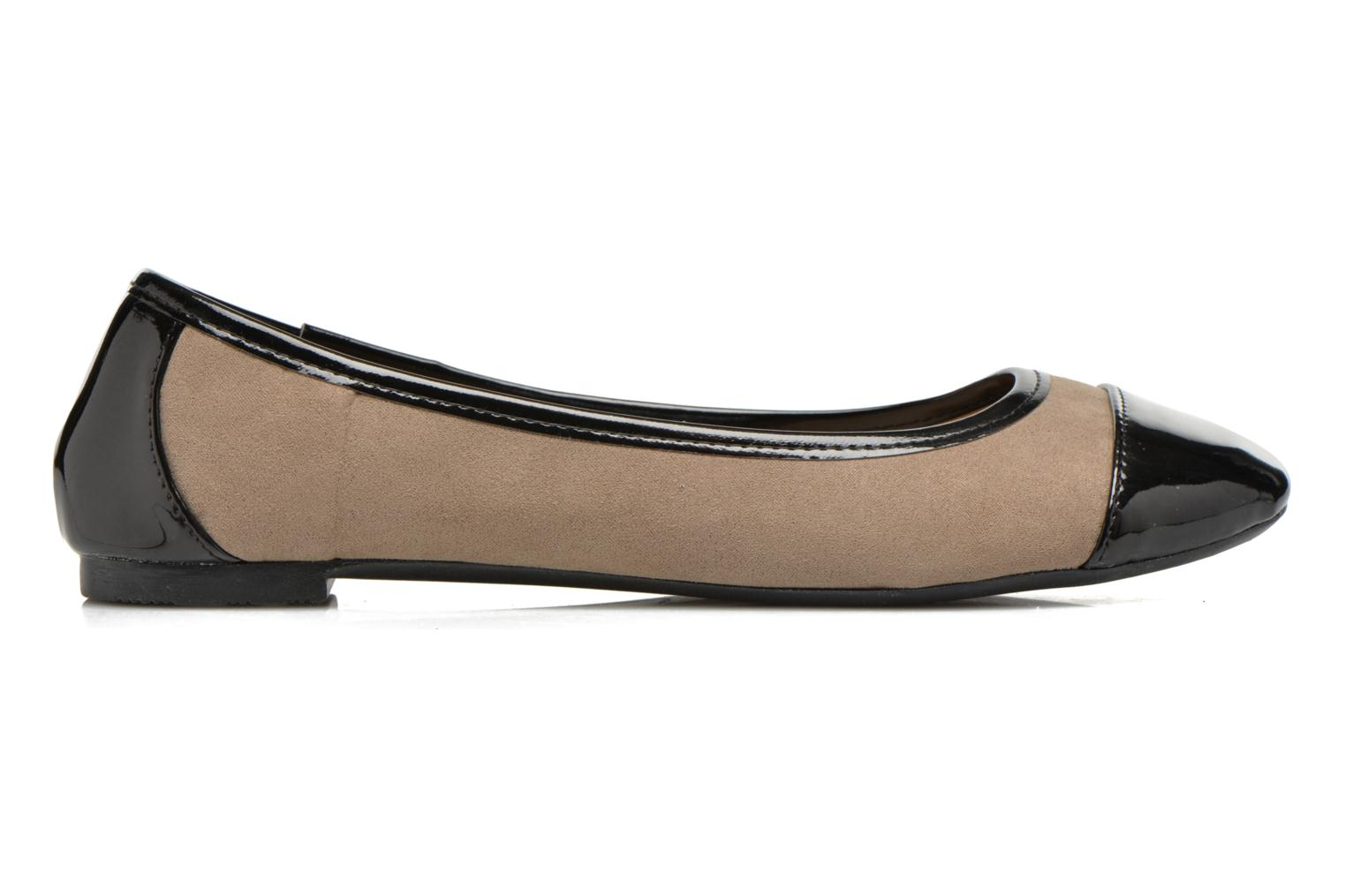 Ballerines I Love Shoes DRELINS Beige vue derrière