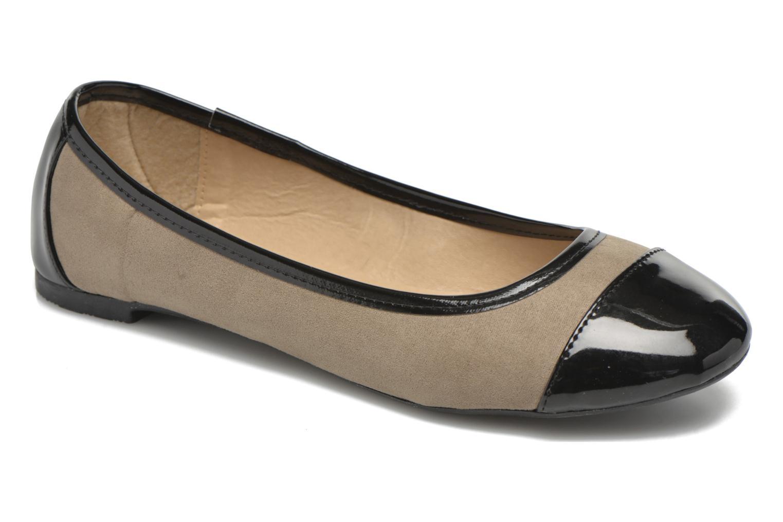Ballerines I Love Shoes DRELINS Beige vue détail/paire