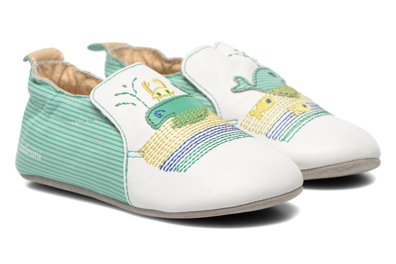 Pantofole Catimini Cassin Bianco vedi dettaglio/paio