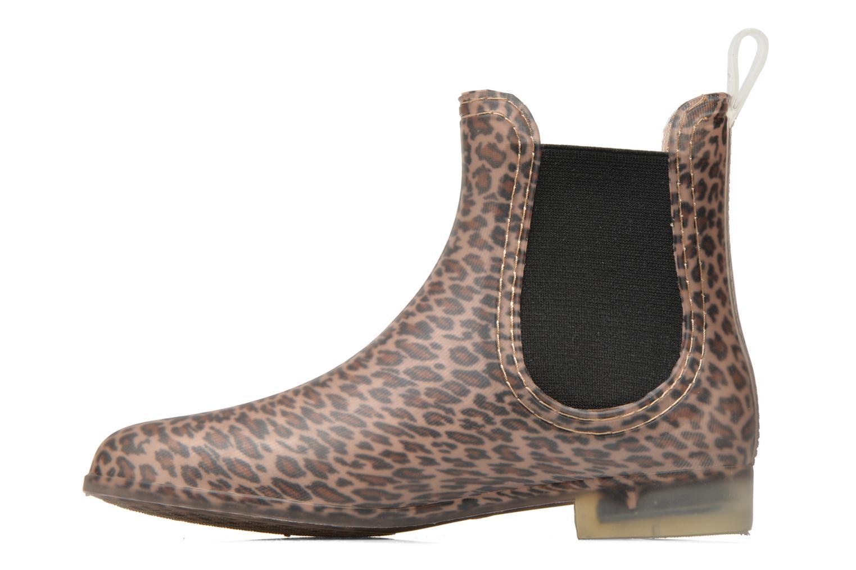 Bottines et boots Be Only Lea Mat Marron vue face