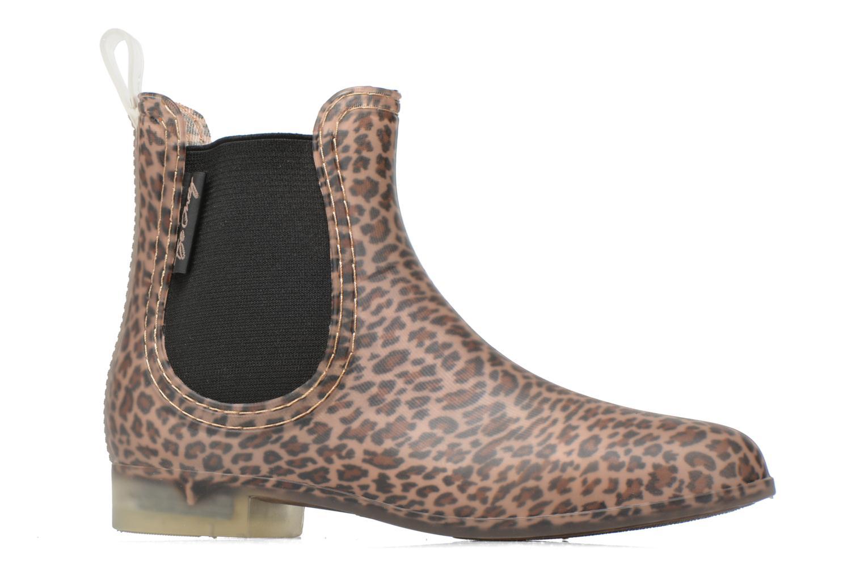 Bottines et boots Be Only Lea Mat Marron vue derrière