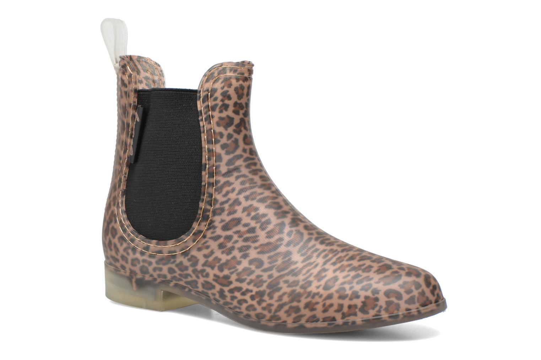 Bottines et boots Be Only Lea Mat Marron vue détail/paire