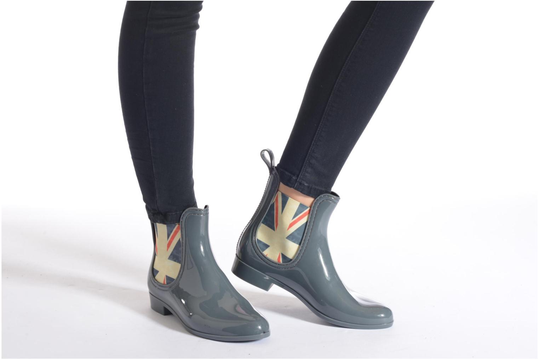 Stiefeletten & Boots Be Only Aurlane W grau ansicht von unten / tasche getragen