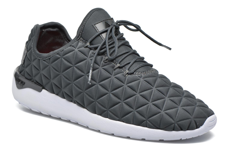 Baskets Asfvlt Speed Socks Marron vue détail/paire