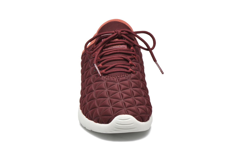Baskets Asfvlt Speed Socks W Bordeaux vue portées chaussures