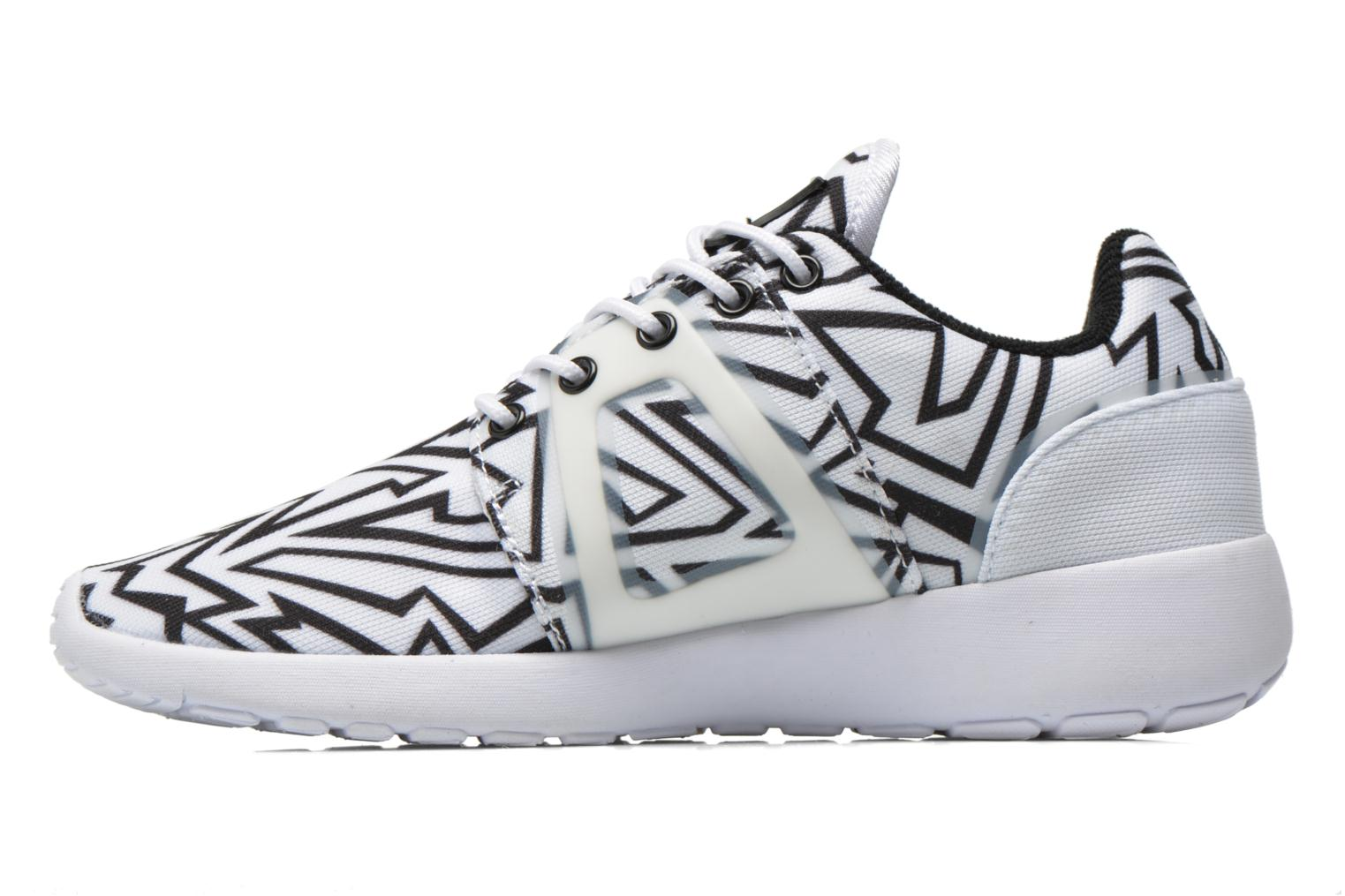 Super Tech White/Black arrows
