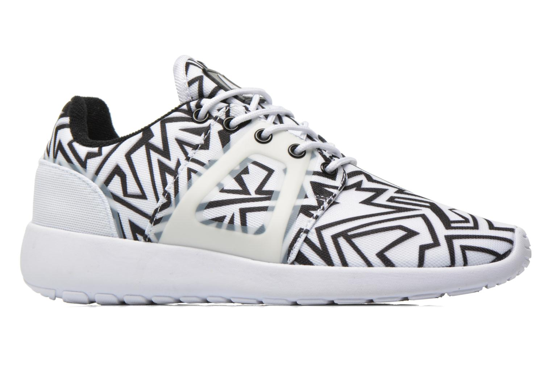 Sneaker Asfvlt Super Tech mehrfarbig ansicht von hinten