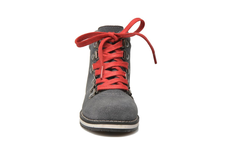 Stivaletti e tronchetti I Love Shoes KELLIF Grigio modello indossato