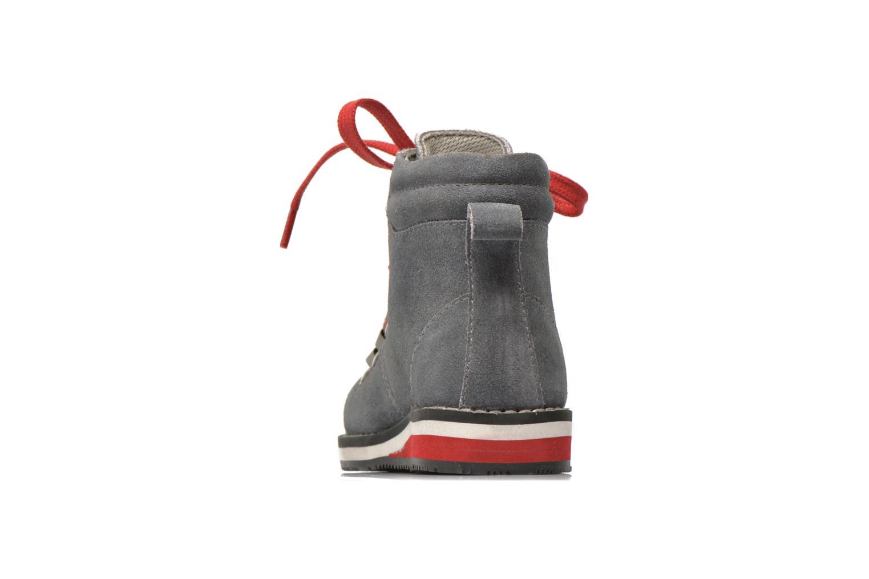 Bottines et boots I Love Shoes KELLIF Gris vue droite