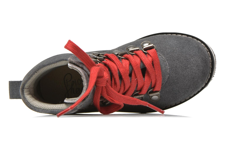 Botines  I Love Shoes KELLIF Gris vista lateral izquierda