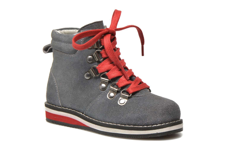 Bottines et boots I Love Shoes KELLIF Gris vue détail/paire