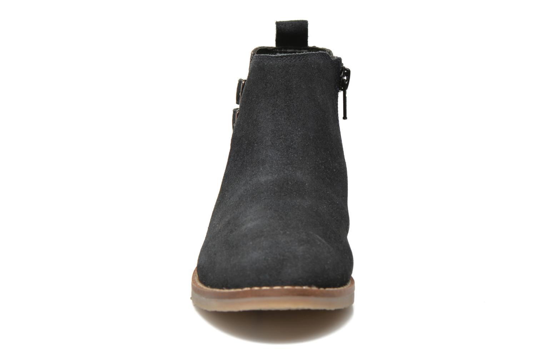 Bottines et boots I Love Shoes KELINE Leather Bleu vue portées chaussures