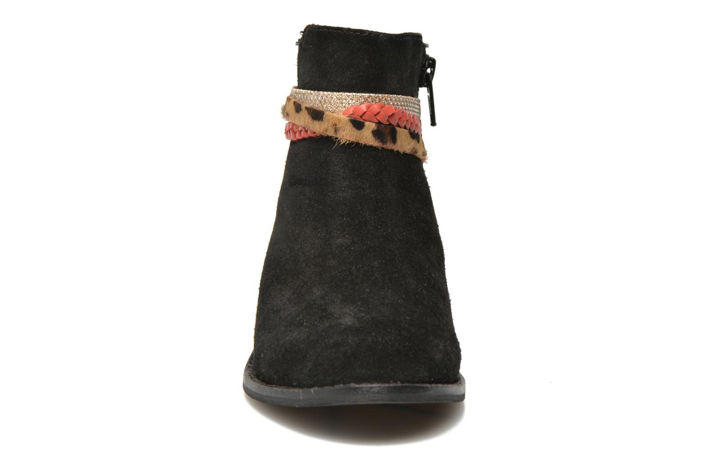 Stiefeletten & Boots I Love Shoes KEPHYRA schwarz schuhe getragen