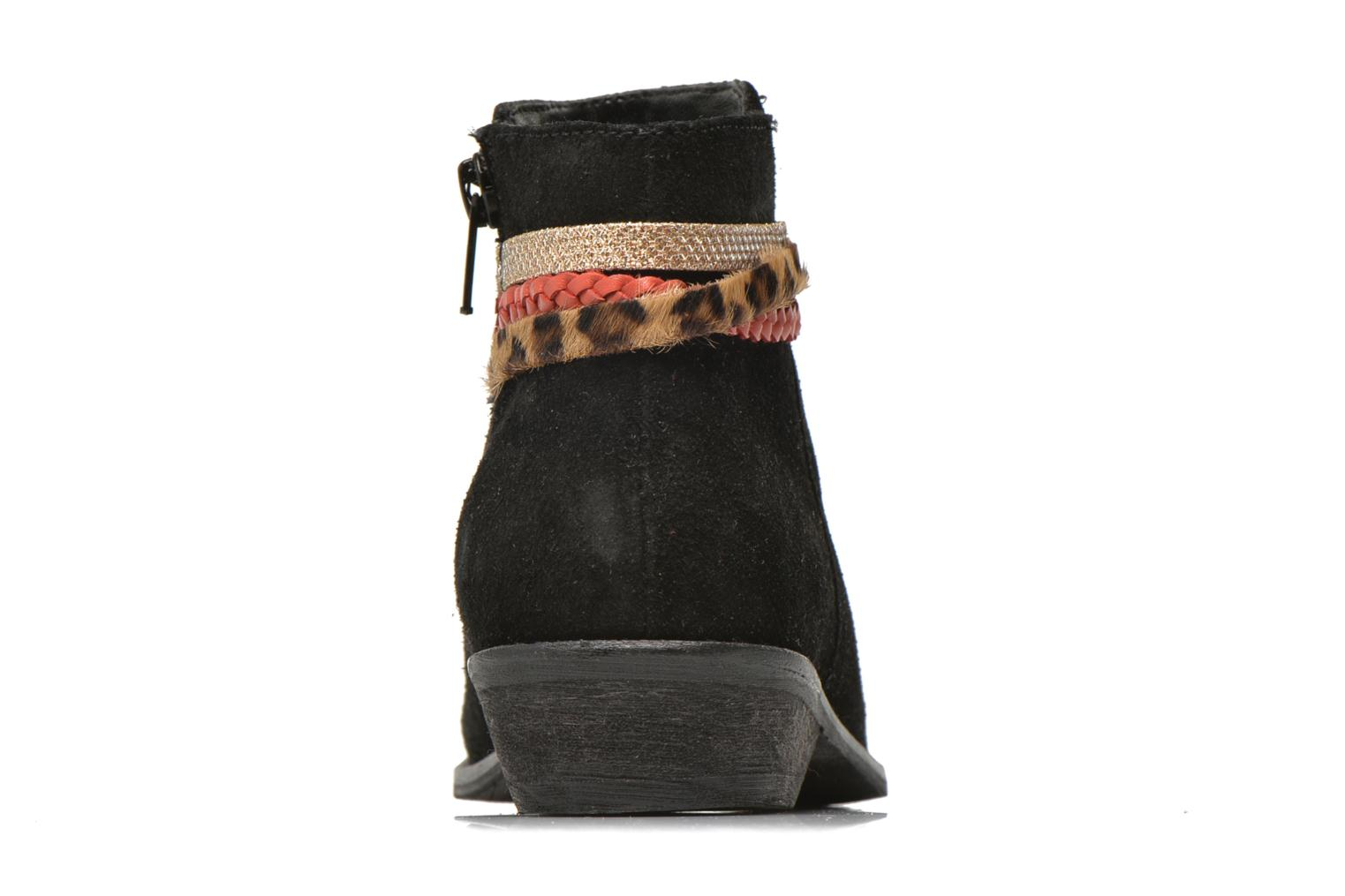 Ankle boots I Love Shoes KEPHYRA Black view from the right