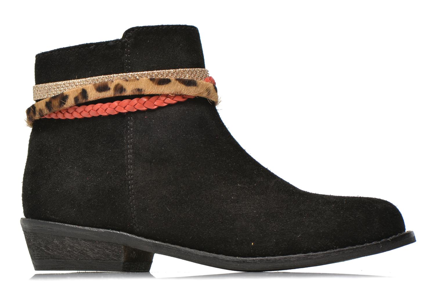 Ankle boots I Love Shoes KEPHYRA Black back view