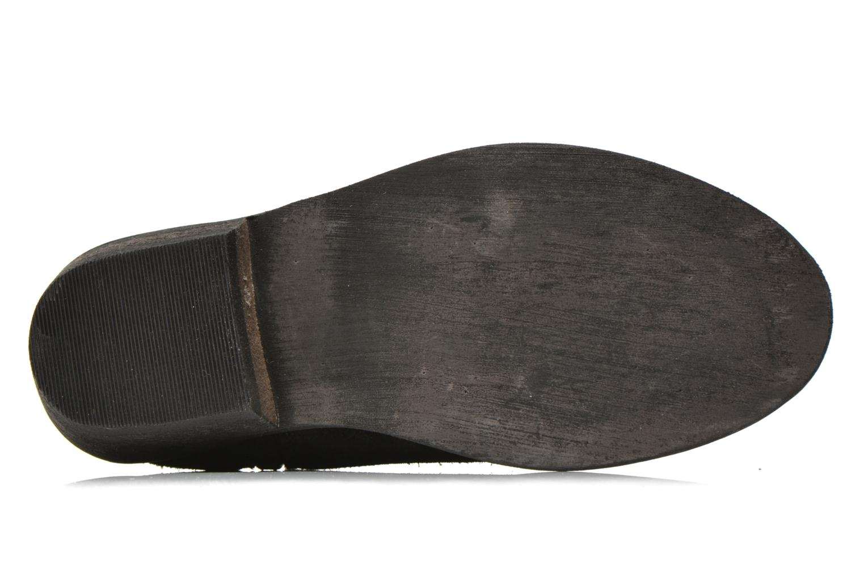 Stiefeletten & Boots I Love Shoes KEPHYRA schwarz ansicht von oben